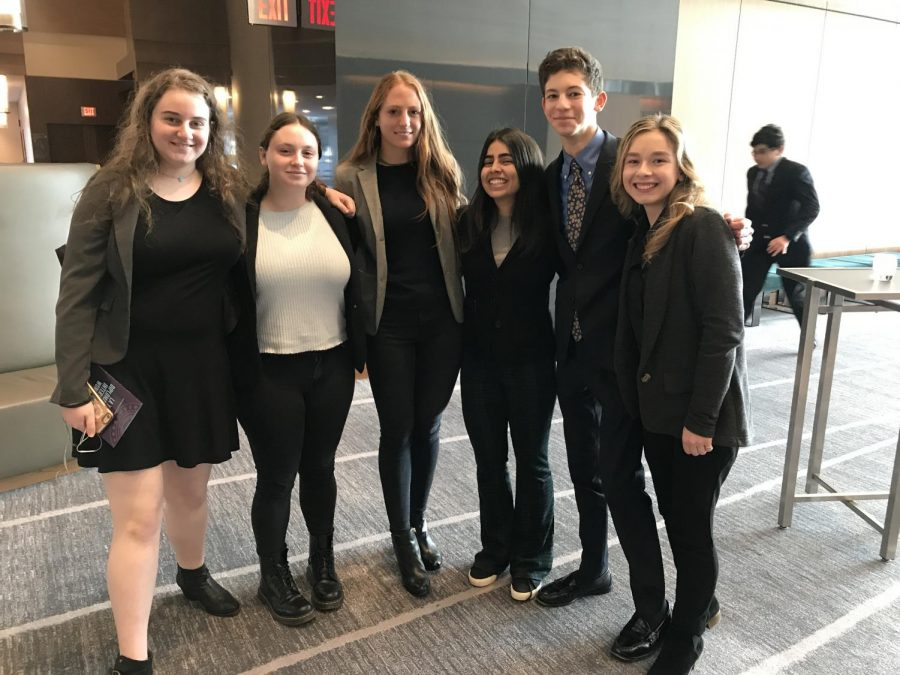 Students attend LA Youth Diplomacy Forum