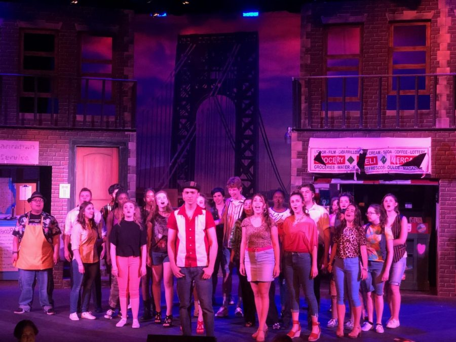 In the Heights will be hard to beat