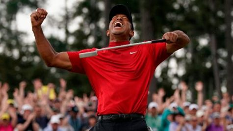 Tiger Woods. Photo Courtesy of CNN