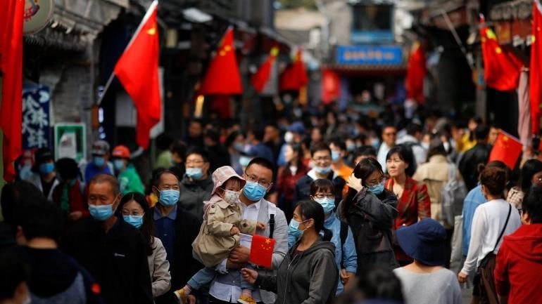 Chinas population trouble