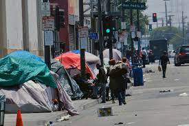 Los Angeless homeless population is continuing to surge, without much additional aid